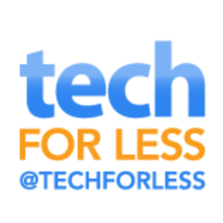 Tech For LessCode de promo